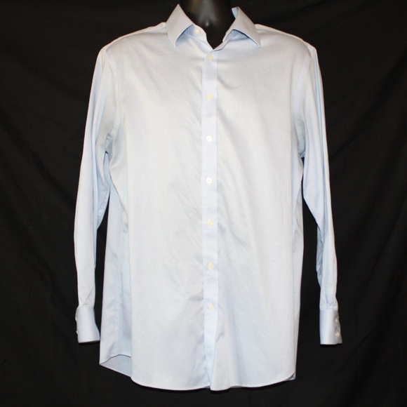 d29878a0 Charles Tyrwhitt Shirts | Non Iron Slim Fit Neck 165 | Poshmark